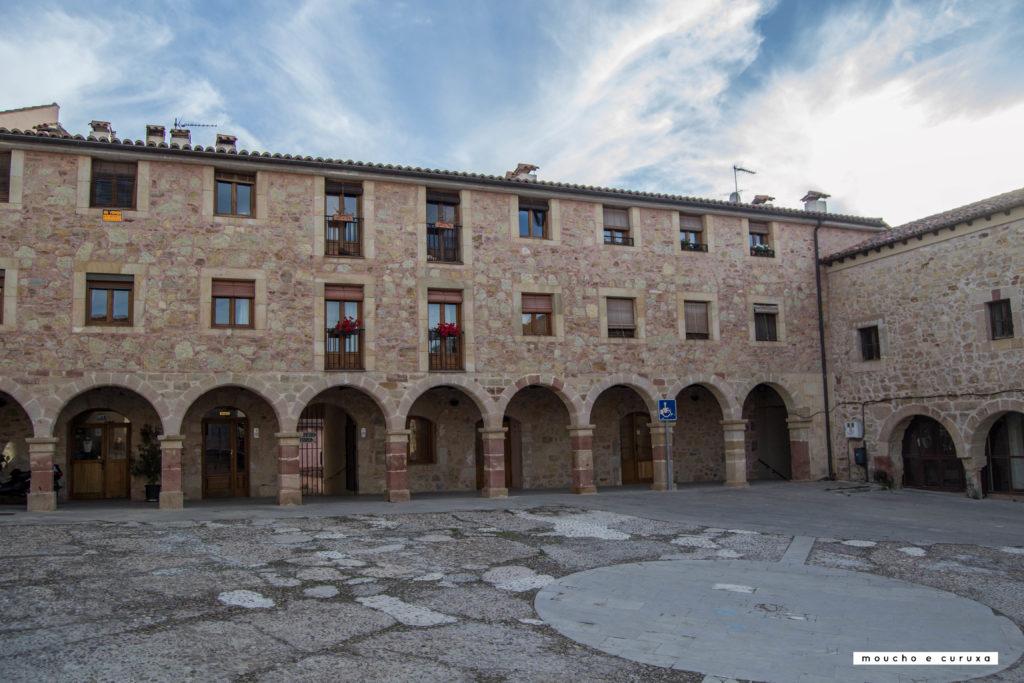 Sigüenza - Arco del Castillo