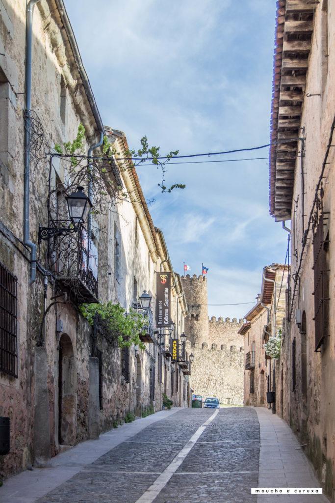 Sigüenza - Calle Mayor