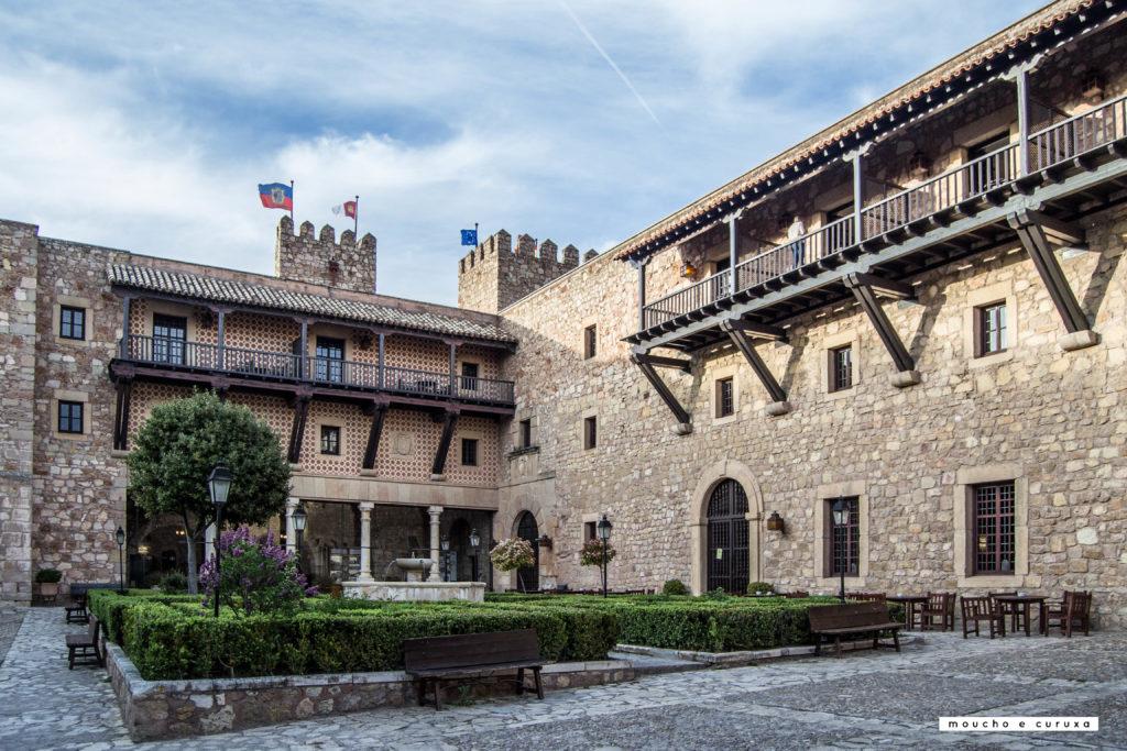 Sigüenza - Castillo/Parador