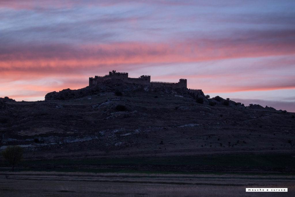 Sigüenza - Castillo de la Riba de Santiuste