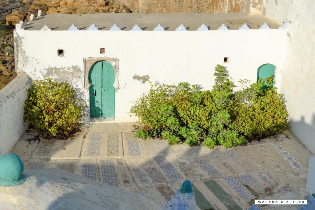 Cementerio junto al mirador - Assilah