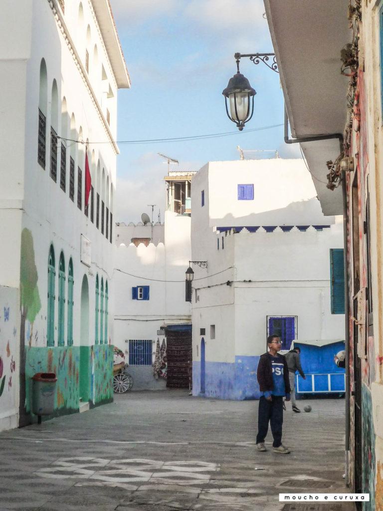 Colegio en la medina - Assilah
