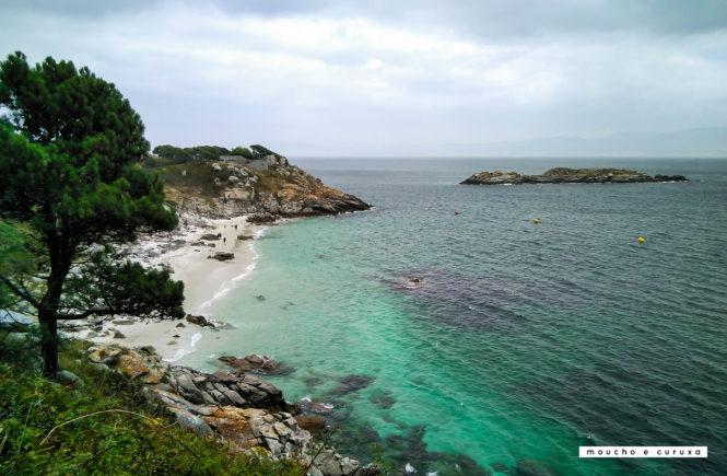 Playa de Nosa Señora - Islas Cíes