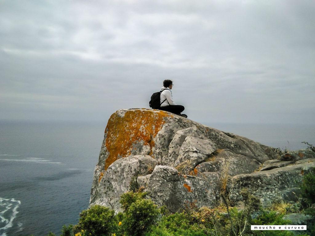Observador de aves - Islas Cíes
