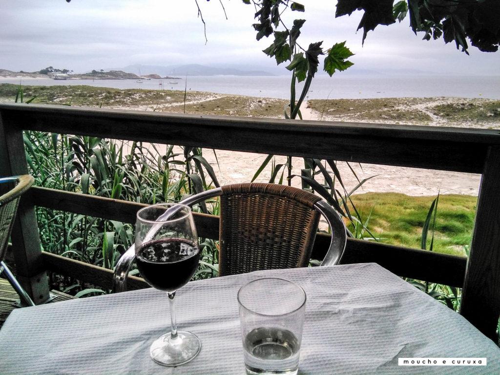 Terraza Bar Serafín - Islas Cíes