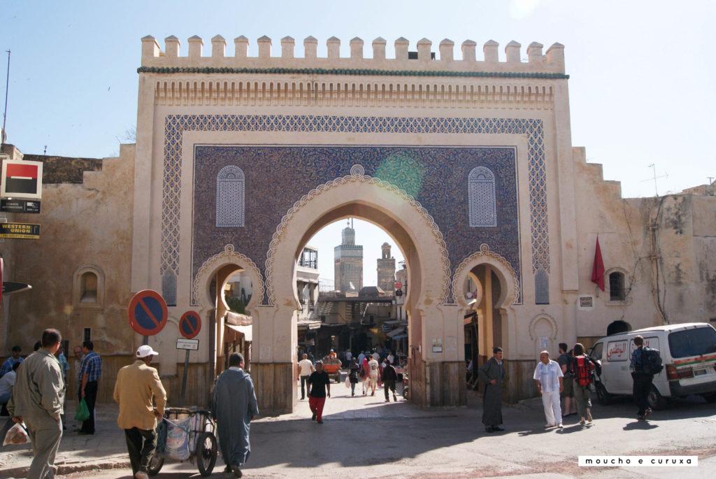 Bab Jelou - Fez