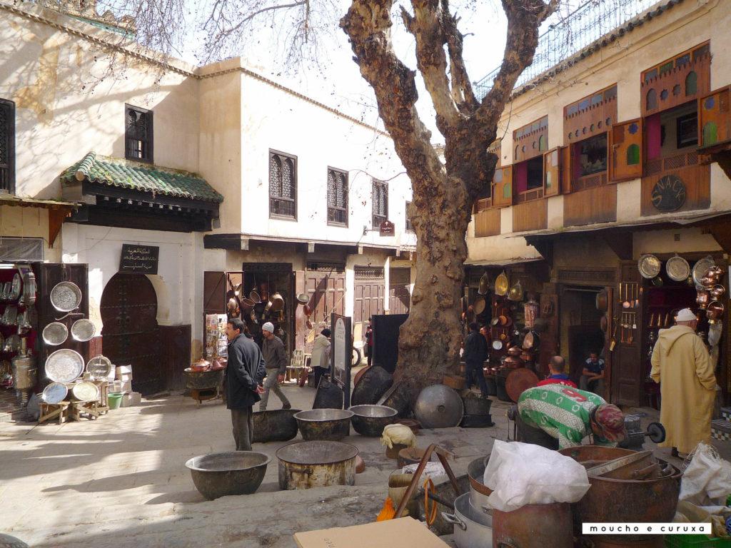 Plaza latoneros - Fez