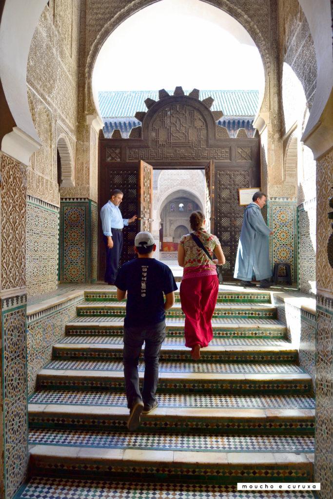 Medersa Bou Inania - Fez