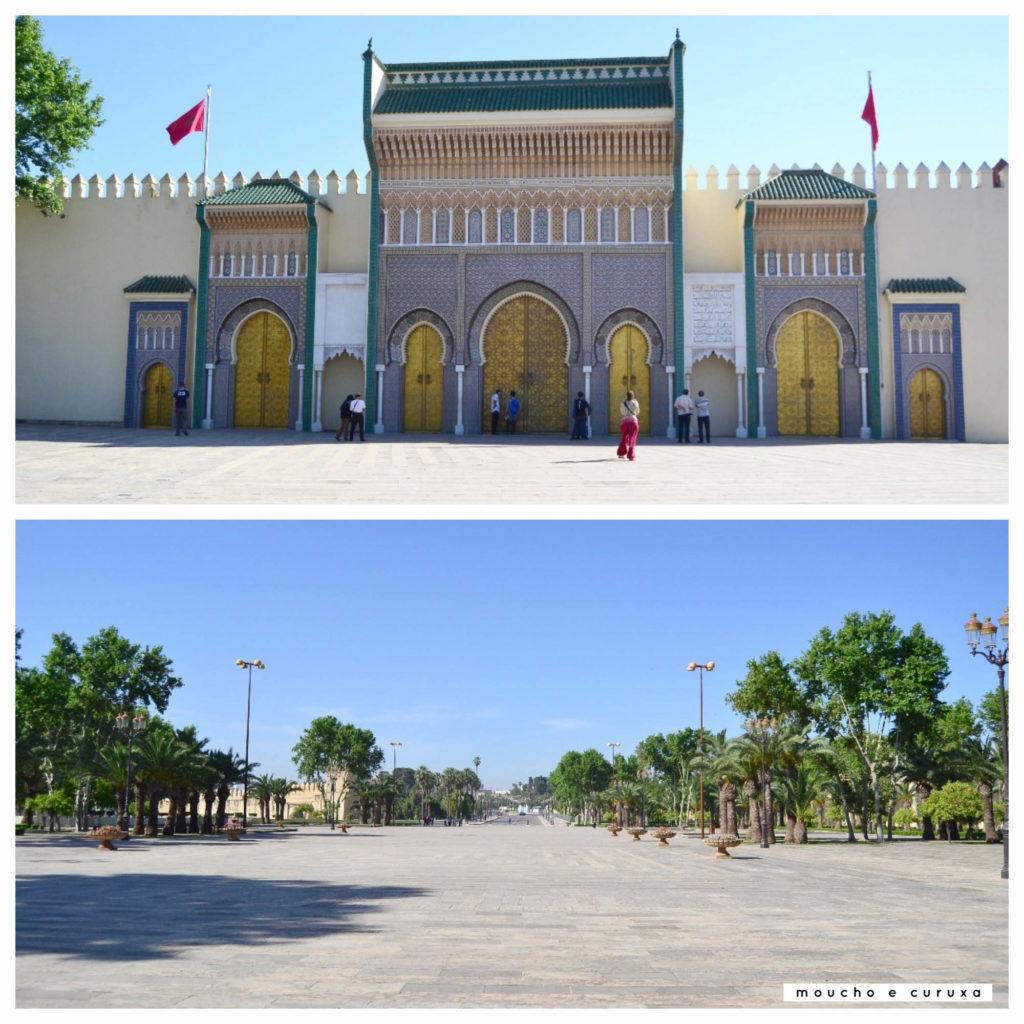 Palais Royal - Fez