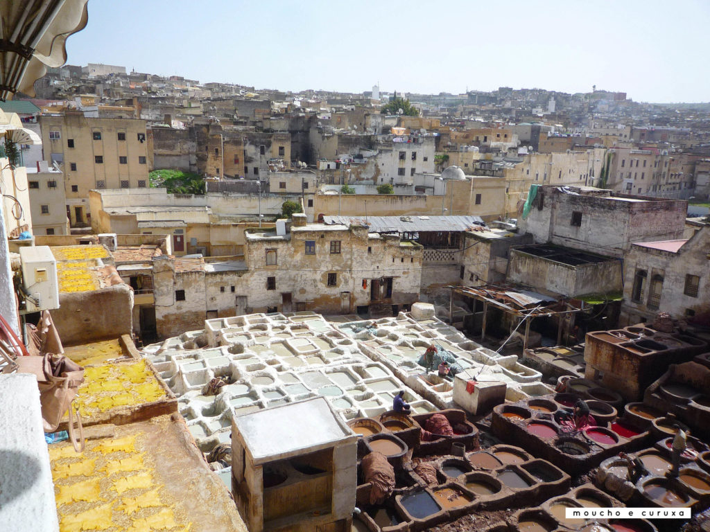 Tannerie - Fez