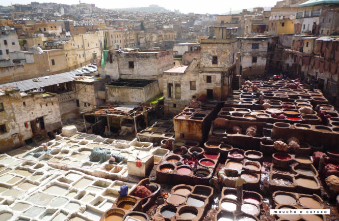 Tannerie - Fez