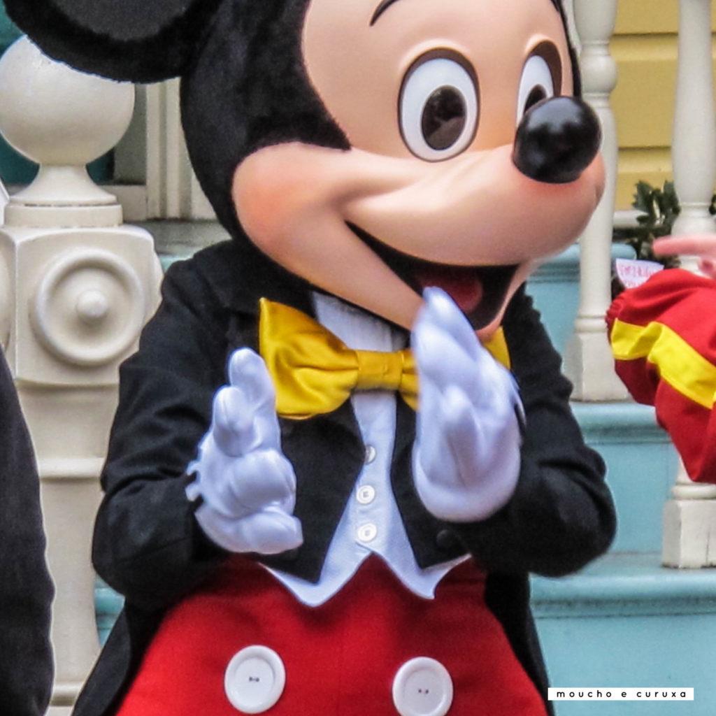 Mickey Disneyland París