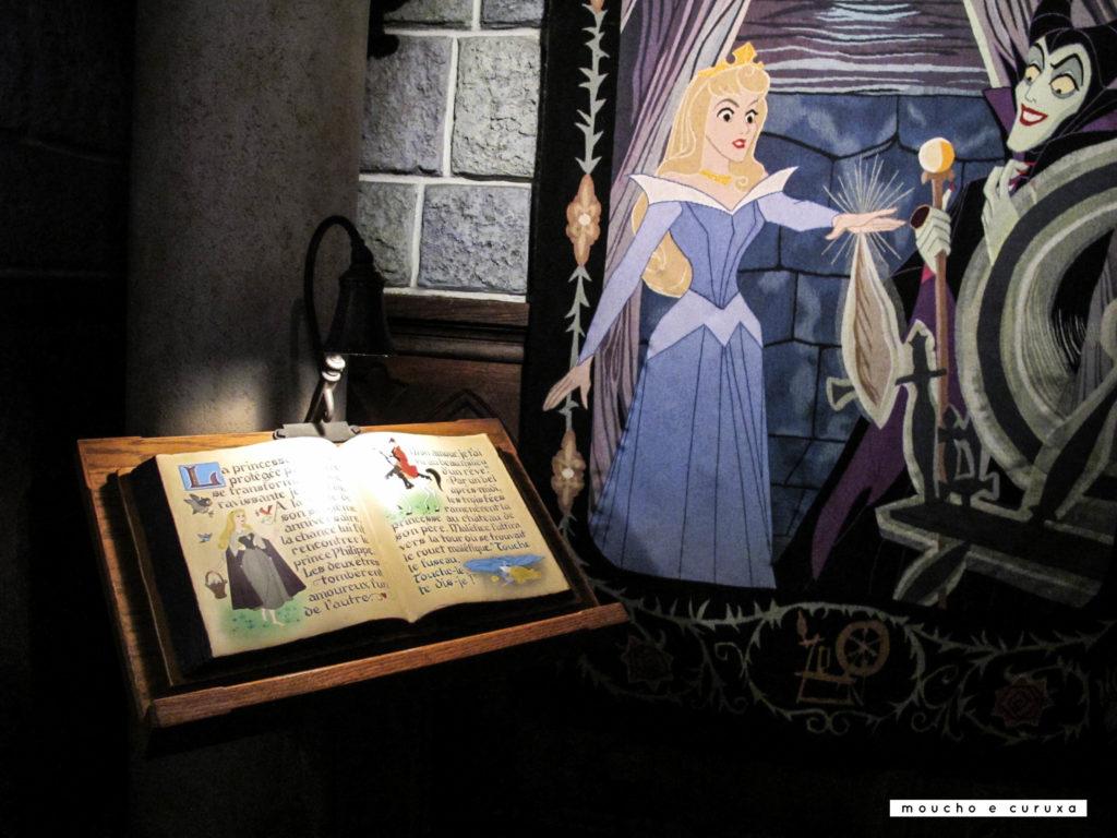 Cuento de Disneyland París