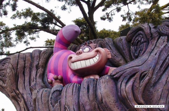 """Disneyland París """"Alicia en el país de las maravillas"""""""