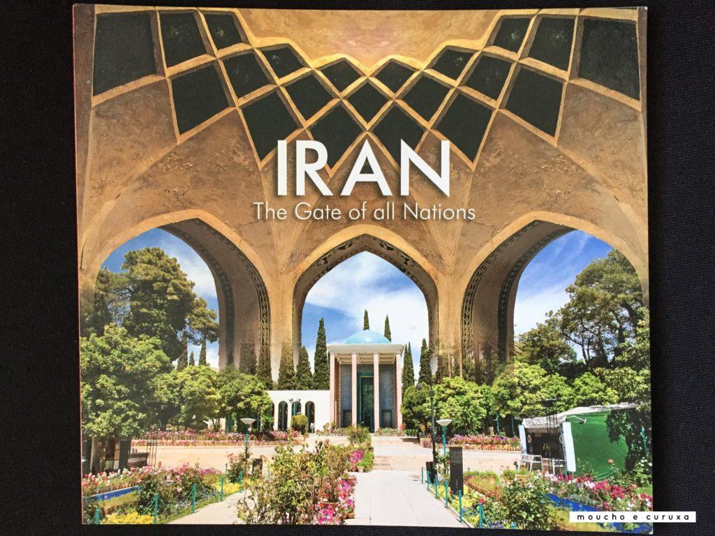Libro sobre Irán