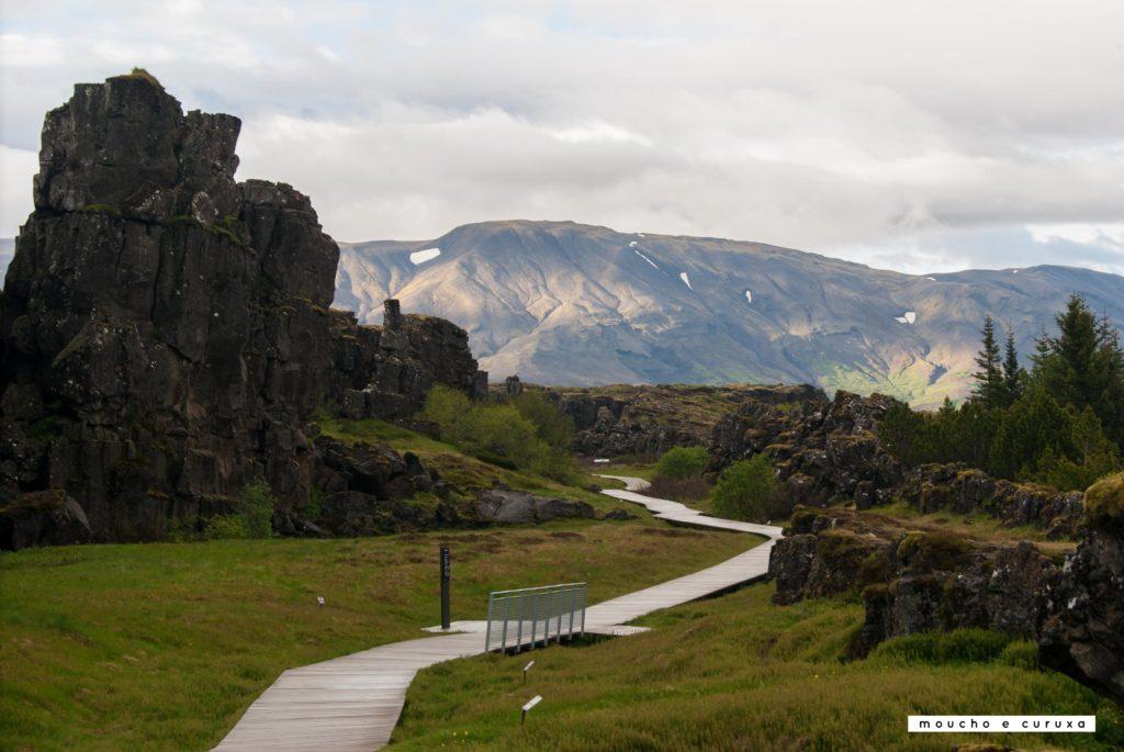 Parque nacional Thingvellir - Islandia