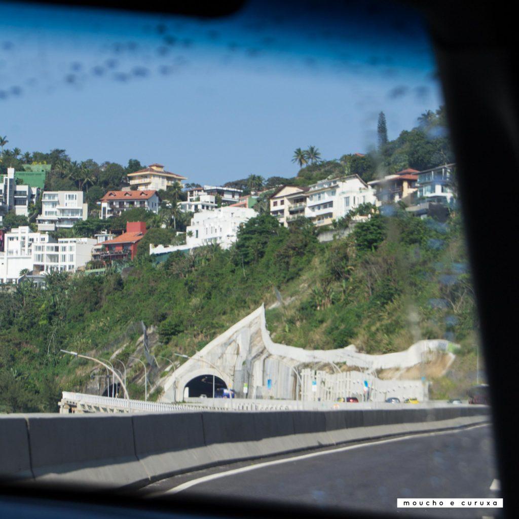 De camino a la Villa Paralímpica
