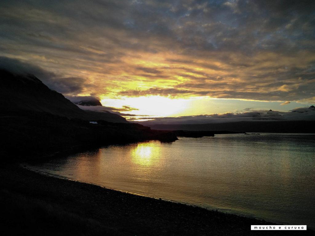 Atardecer Islandia - ring road