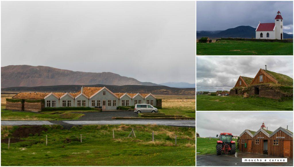 Camping Fjalladyrd - Islandia