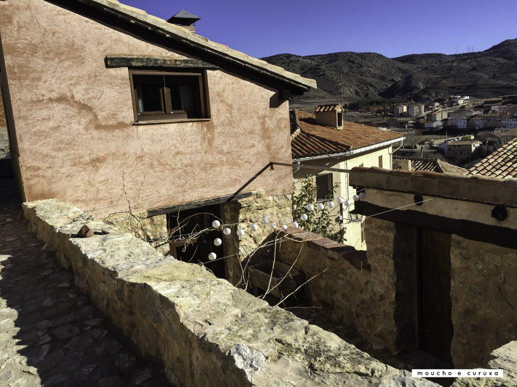 Albarracín, casa El Zaguán